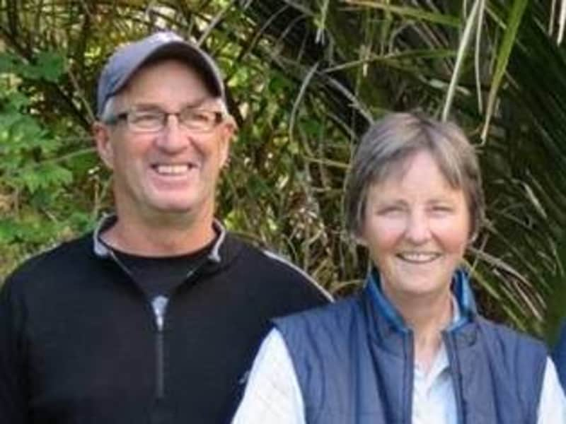 Alison & John from Wellington, New Zealand