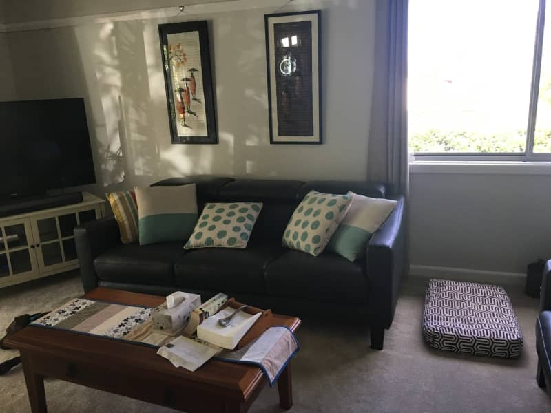 Housesitting assignment in Allambie Heights, New South Wales, Australia
