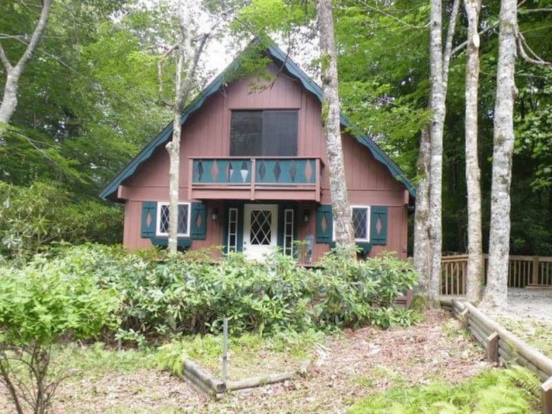 Housesitting assignment in Beech Mountain, North Carolina, United States