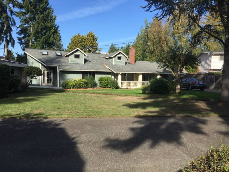 Housesitting assignment in Edmonds, Washington, United States
