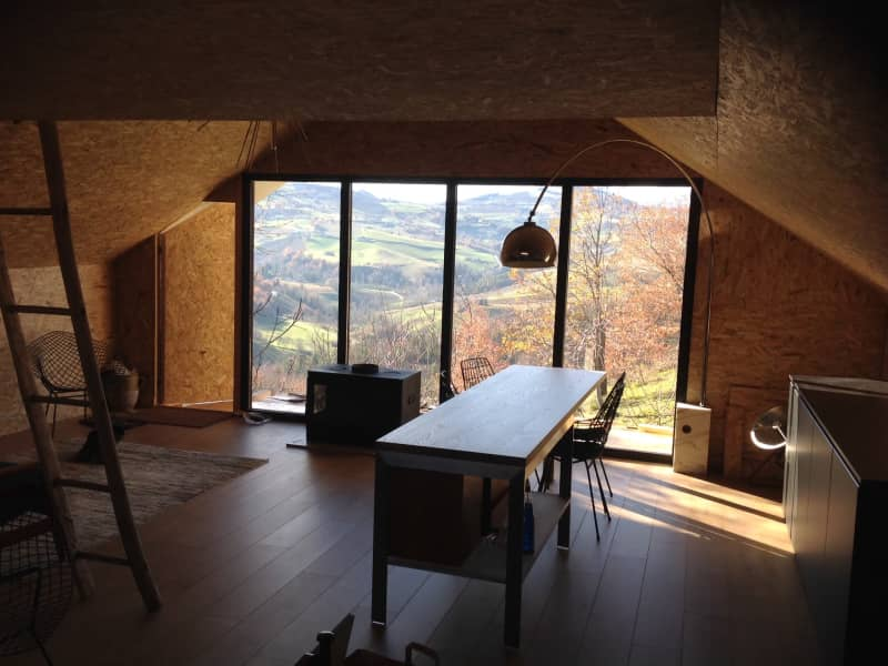 Housesitting assignment in Rotella, Italy