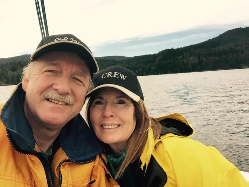 Cheryl & Peter from Logan Lake, British Columbia, Canada