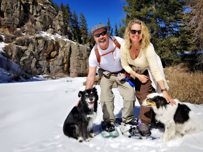 "Denise & Steven ""bo"" from Lakewood, Colorado, United States"