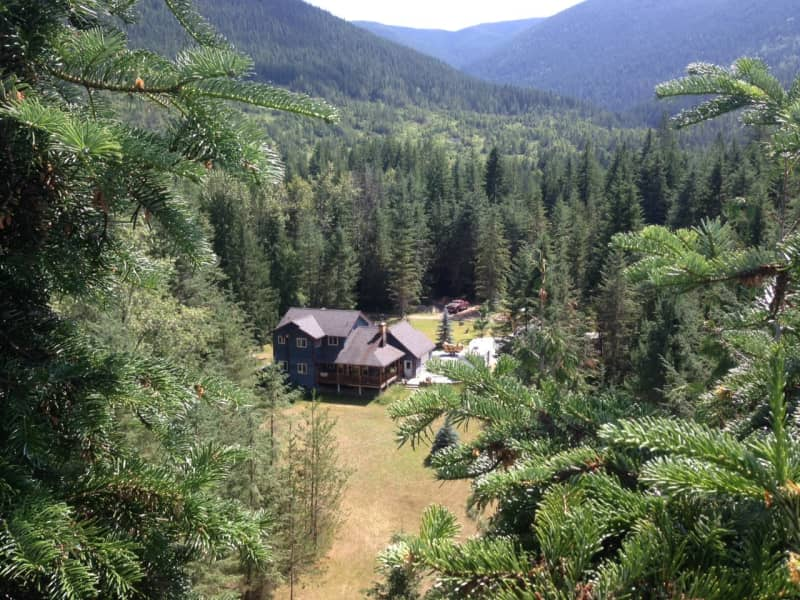 Housesitting assignment in Nelson, British Columbia, Canada
