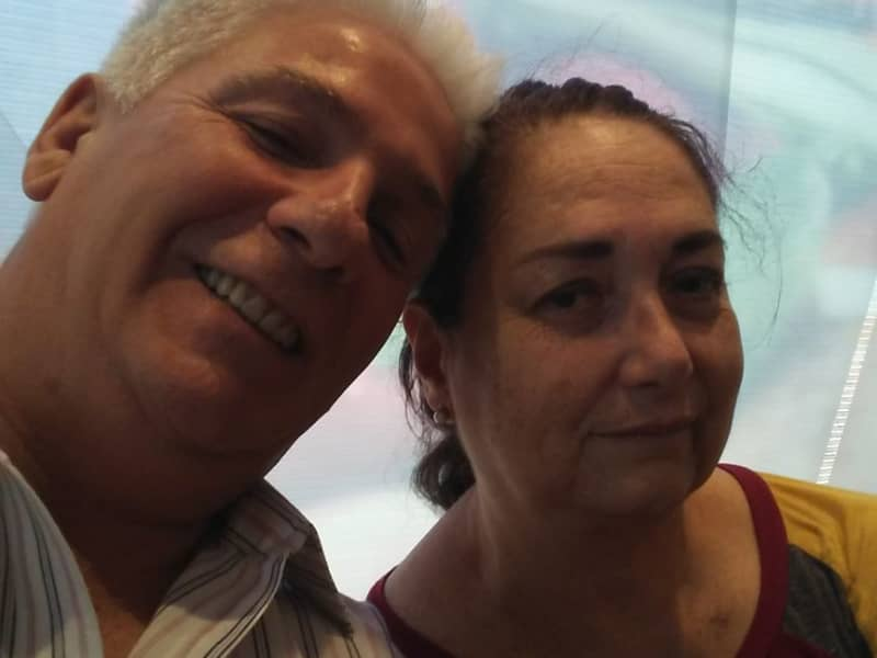 Maria isabel & Patrick from Silver Spring, Maryland, United States