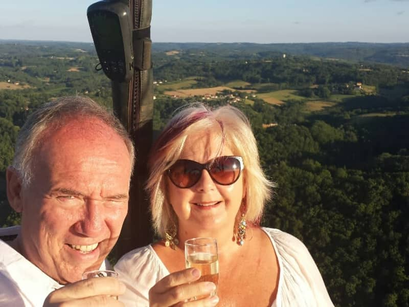 Julie & Alex from Hemel Hempstead, United Kingdom