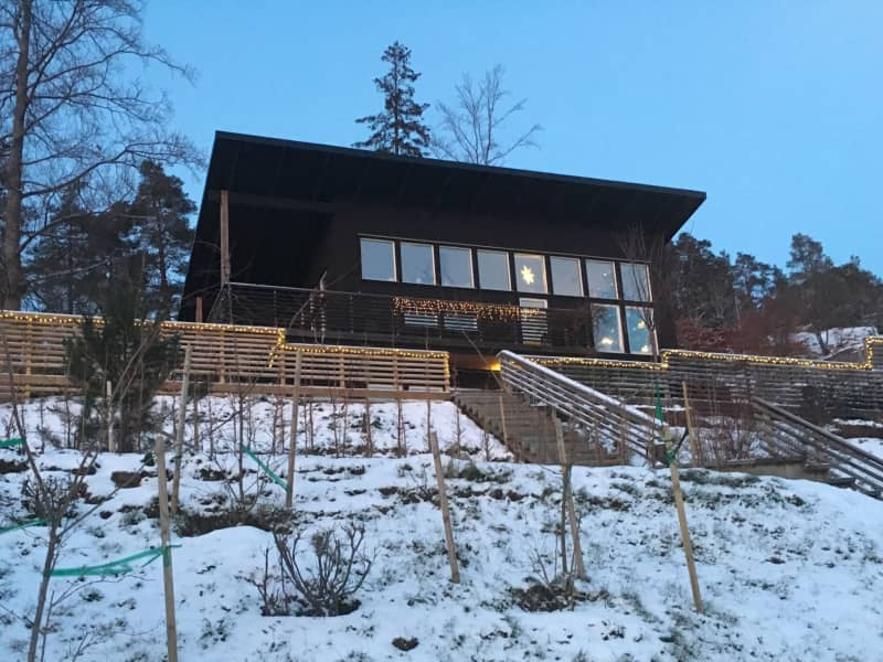 Housesitting assignment in Ekerö, Sweden