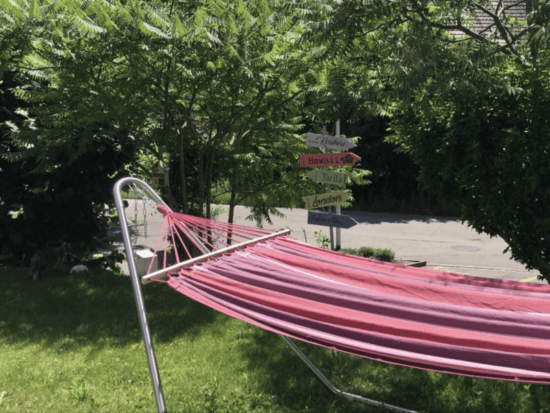 Housesitting assignment in Nänikon, Switzerland