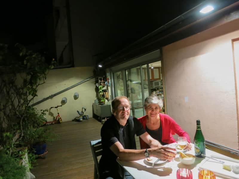 Peter & Joanne from Stockholm, Sweden