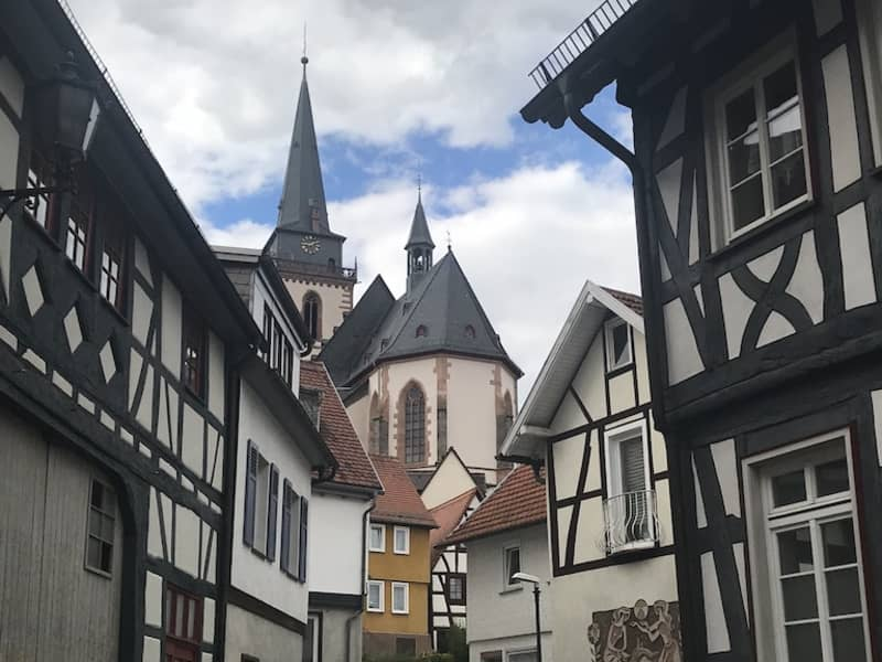 Housesitting assignment in Oberursel, Germany