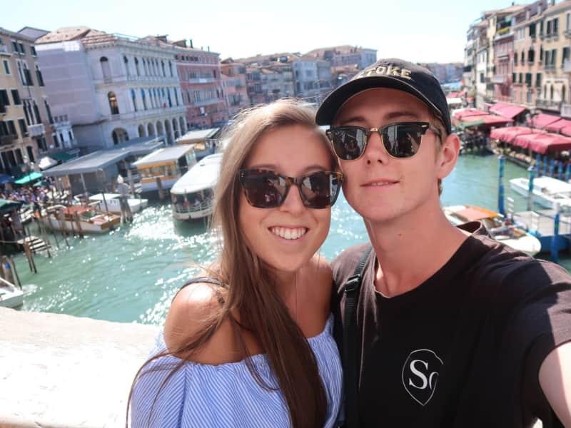 Joshua & Reina from Christchurch, New Zealand