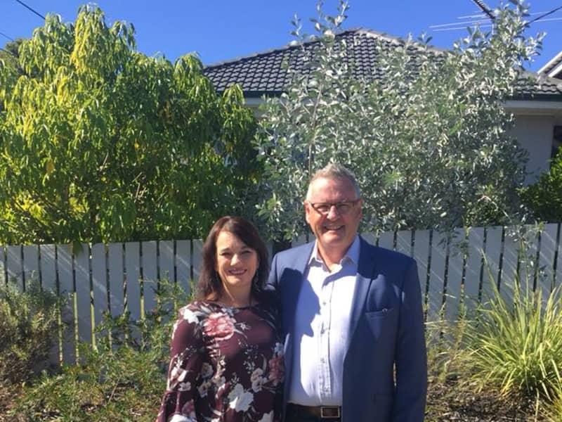 Corrina & Vince from Hervey Bay, Queensland, Australia