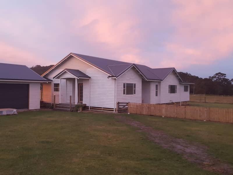 Housesitting assignment in Peaceful Bay, Western Australia, Australia