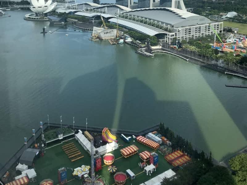 Housesitting assignment in Marina Bay, Singapore