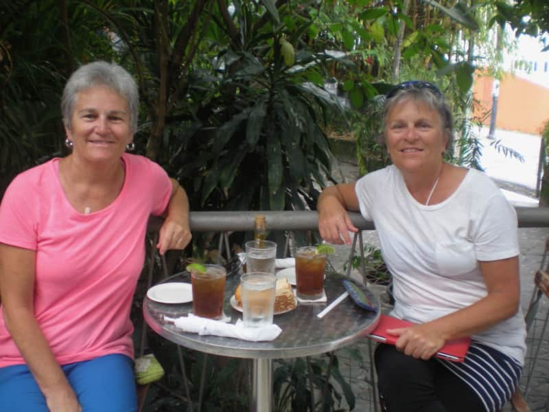 Kathleen & Marilyn from Courtenay, British Columbia, Canada