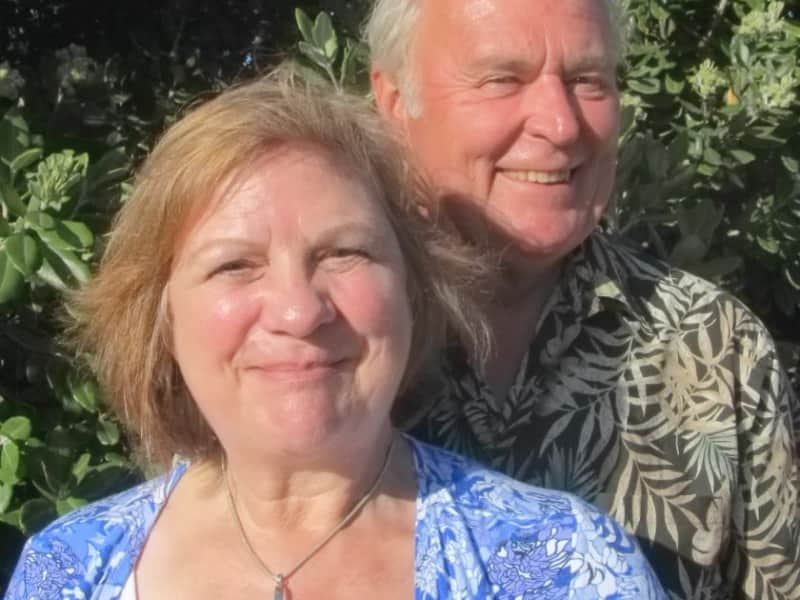 Susan & Ted (john) from Launceston, Tasmania, Australia