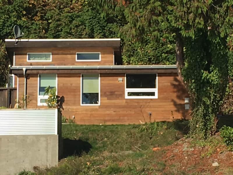 Housesitting assignment in Gibsons, British Columbia, Canada