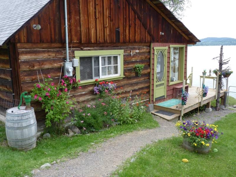 Housesitting assignment in Bridge Lake, British Columbia, Canada