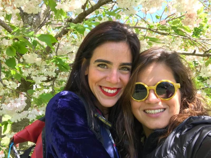 Tita & Raquel from Rio de Janeiro, Brazil