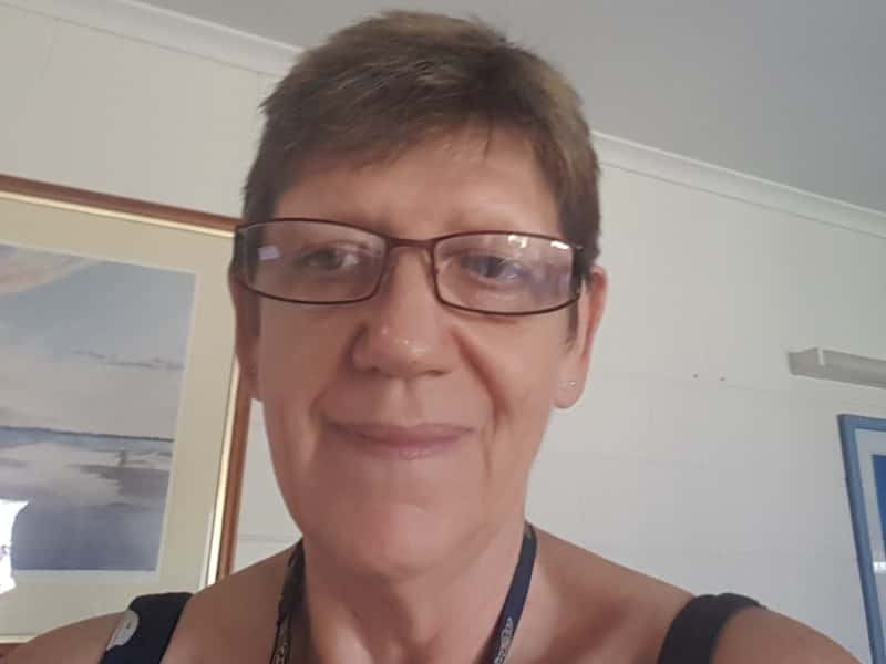 Christine from Cairns, Queensland, Australia