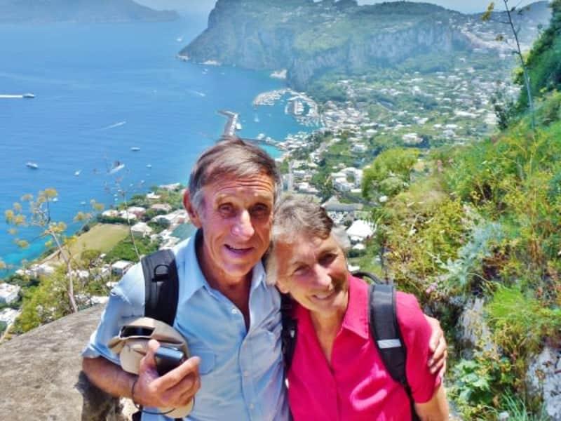 John & leonie & Leonie from Bermagui, New South Wales, Australia