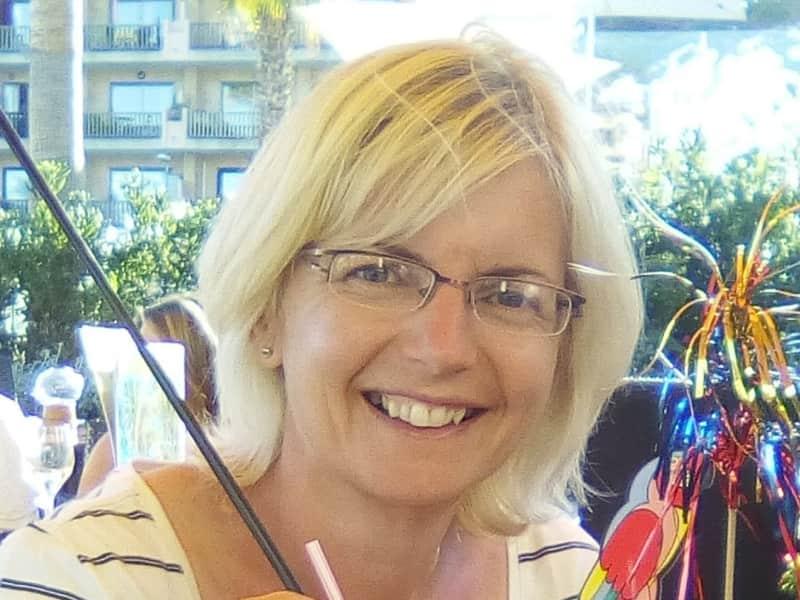 Julie from Halifax, United Kingdom