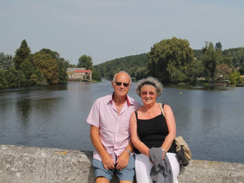 Jenny & John from Brockenhurst, United Kingdom
