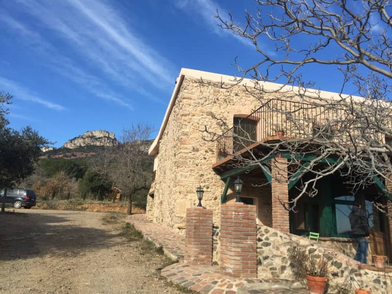 Housesitting assignment in Alforja, Spain