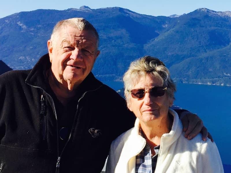 Ken & Elayne from Barrière, British Columbia, Canada