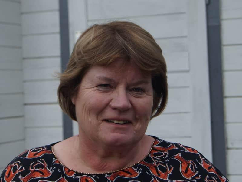 Joy from Longford, Ireland