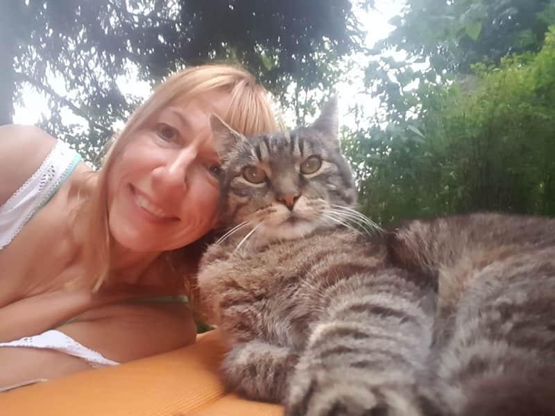 Rita from Chemnitz, Germany
