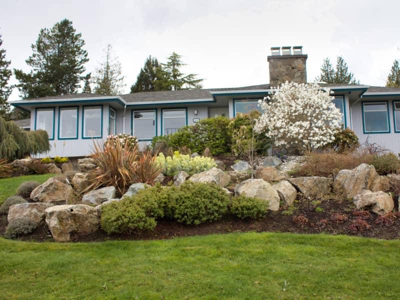 Housesitting assignment in North Saanich, British Columbia, Canada