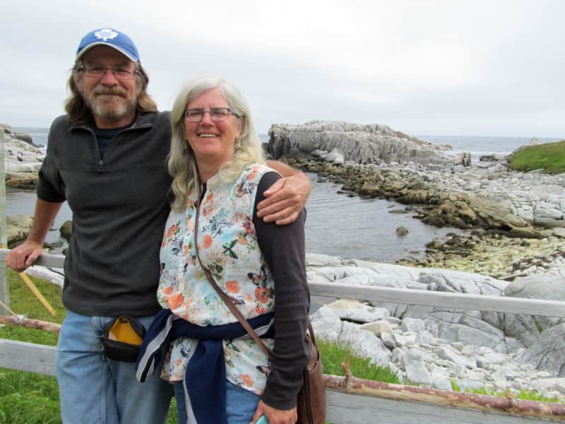 Dave & Robin from Victoria, British Columbia, Canada