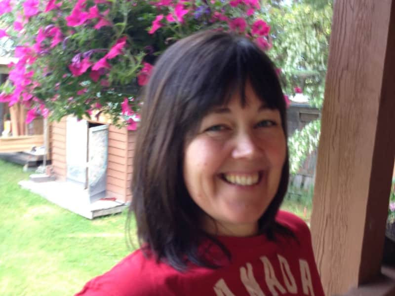 Pamela from Revelstoke, British Columbia, Canada