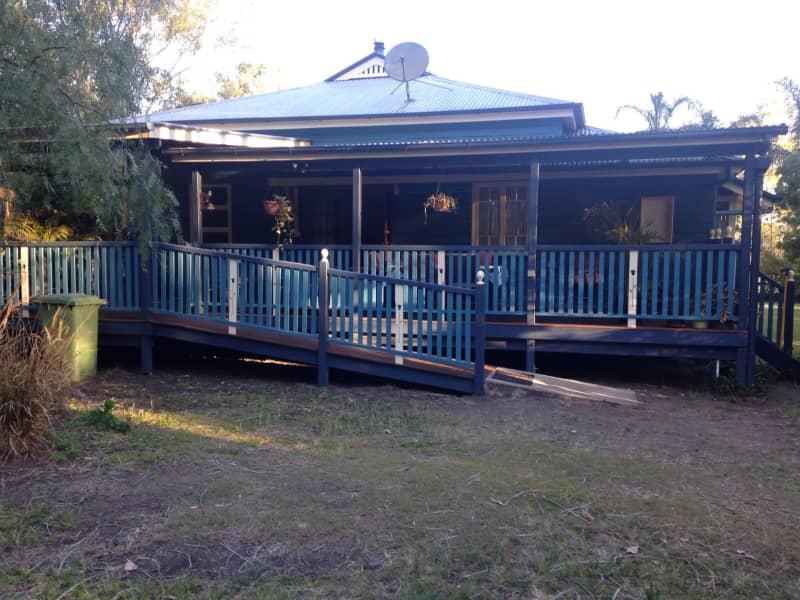 Housesitting assignment in Coominya, Queensland, Australia