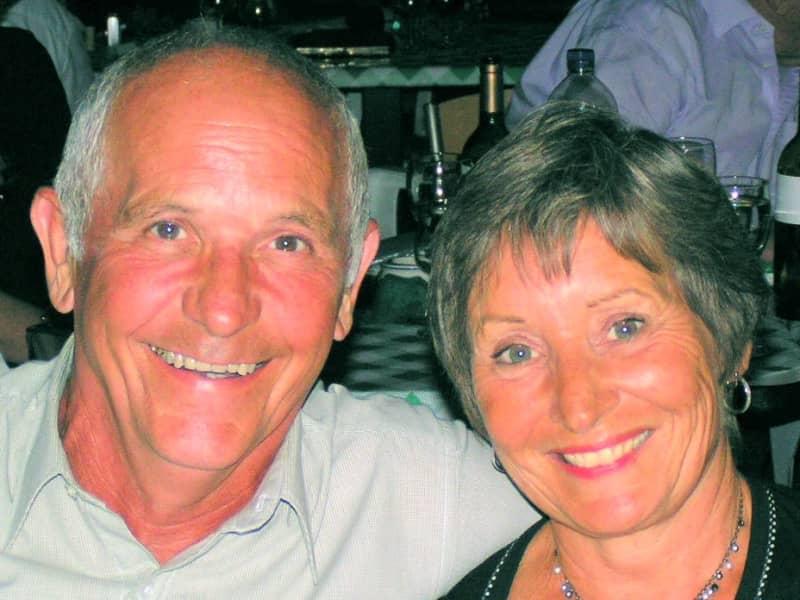Edward & Avril from Telford, United Kingdom