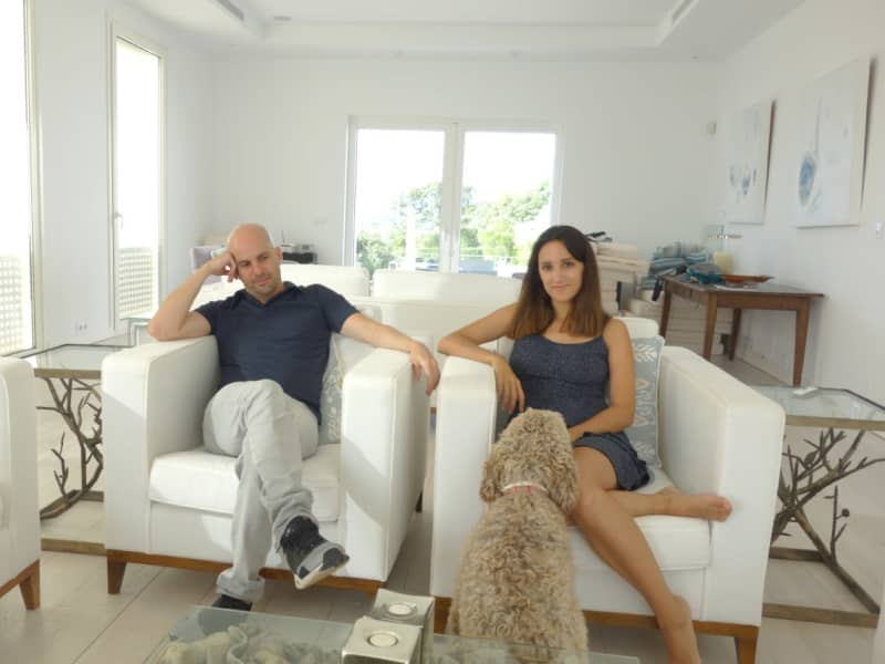 Marta & Guille from Phuket, Thailand