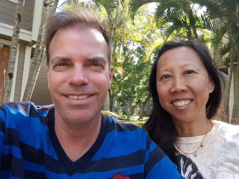 Lani & Eric from Chiang Rai, Thailand