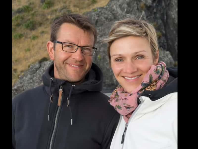 Myriam & roland & Roland from Wellington, New Zealand