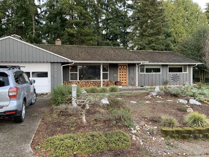 Housesitting assignment in Kenmore, Washington, United States