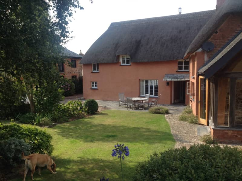 Housesitting assignment in Otterton, United Kingdom