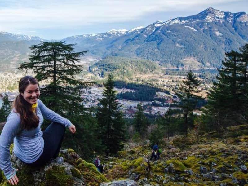 Sarah from Kamloops, British Columbia, Canada