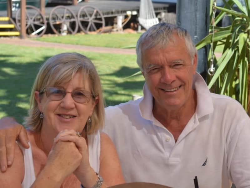 Martin & Rose from Nelson Bay, New South Wales, Australia