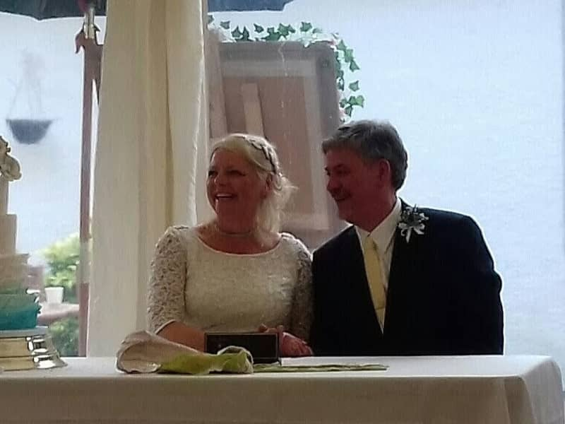 Nikki & John from Kilbarchan, United Kingdom