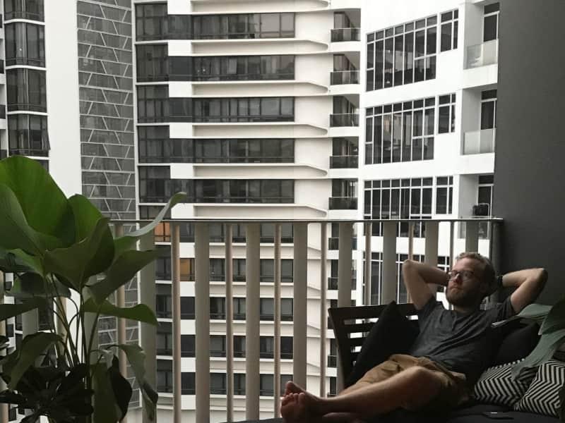 Housesitting assignment in Singapore, Singapore