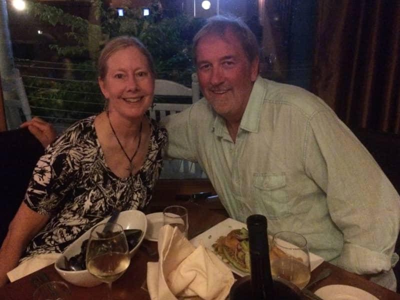 Julie & Daniel from Minneapolis, Minnesota, United States