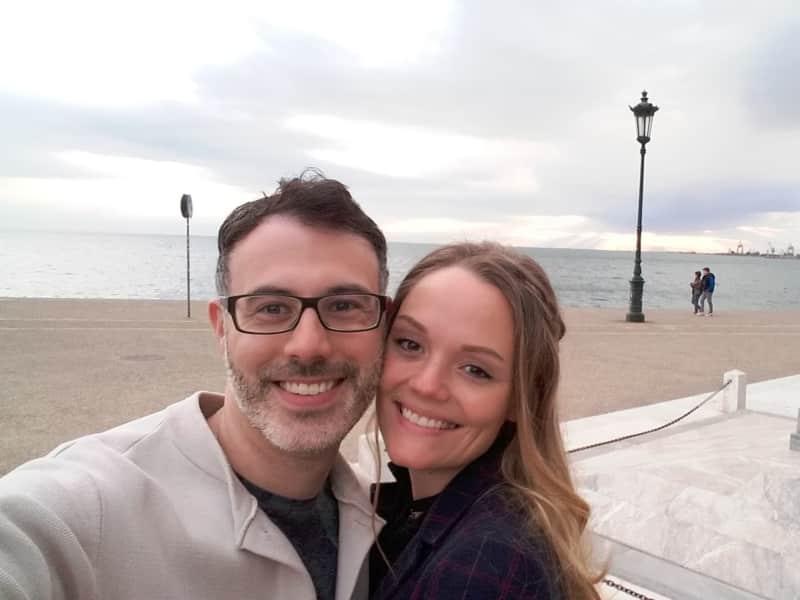 Lisa & Stavros from Osnabrück, Germany