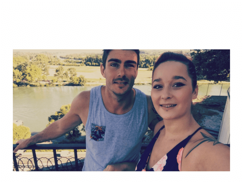 Leonie & Victor from Noves, France