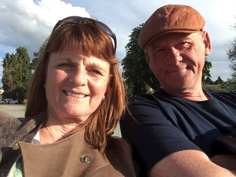 Tracey & Peter from Madoc, Ontario, Canada