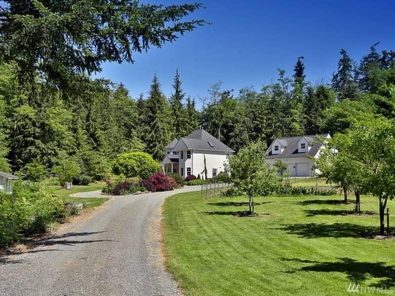 Housesitting assignment in Freeland, Washington, United States